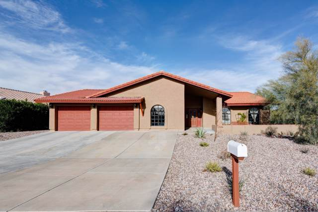 17036 E Deerskin Drive, Fountain Hills, AZ 85268 (MLS #6025289) :: Arizona Home Group