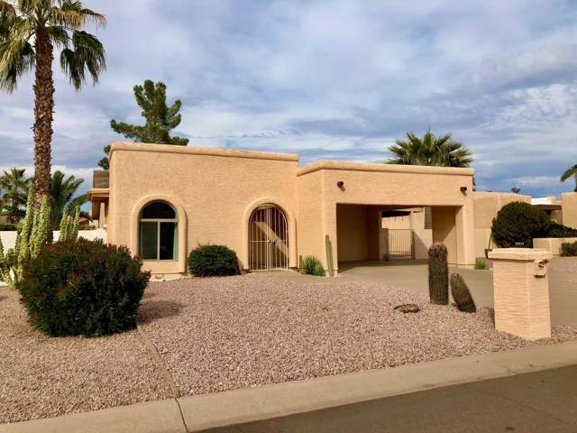 26634 S Howard Drive, Sun Lakes, AZ 85248 (MLS #6025294) :: Brett Tanner Home Selling Team