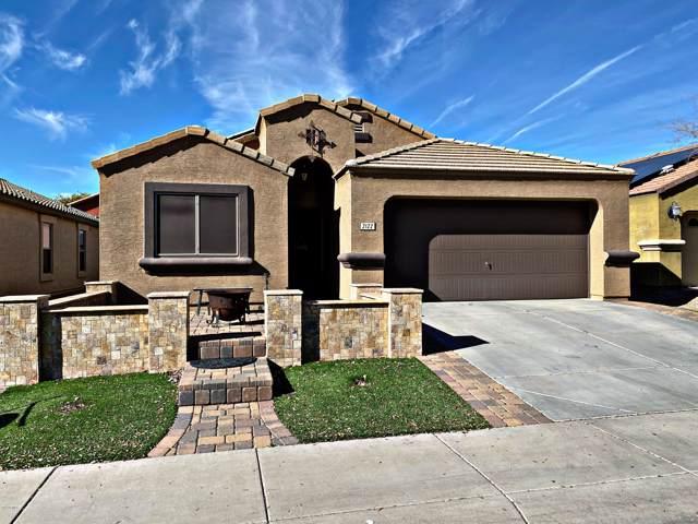 2122 S 101St Drive, Tolleson, AZ 85353 (MLS #6025296) :: The Kenny Klaus Team