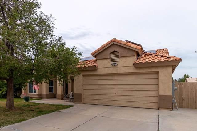 408 E Avenida Sierra Madre, Gilbert, AZ 85296 (MLS #6025304) :: Devor Real Estate Associates