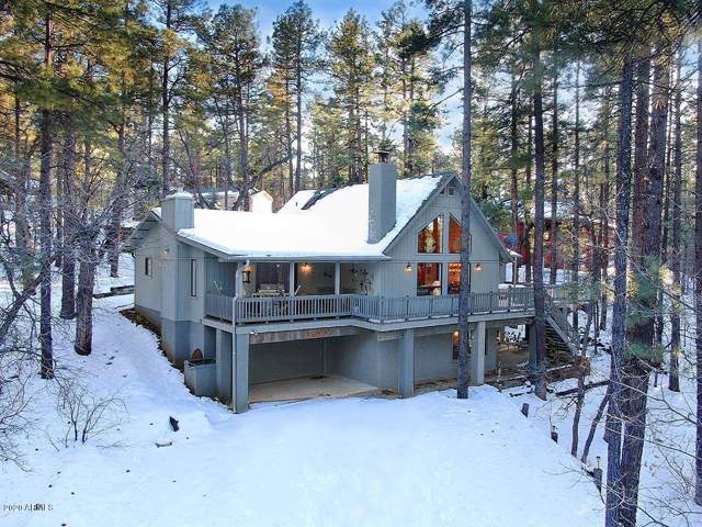 1603 E Elk Lane, Pinetop, AZ 85935 (MLS #6025306) :: Arizona Home Group