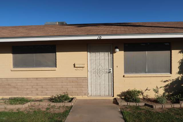 711 E Laurel Drive #10, Casa Grande, AZ 85122 (MLS #6025308) :: Yost Realty Group at RE/MAX Casa Grande