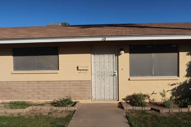 711 E Laurel Drive #10, Casa Grande, AZ 85122 (MLS #6025308) :: Scott Gaertner Group