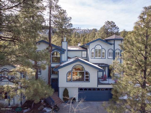 1209 Squirrel Run, Prescott, AZ 86303 (MLS #6025312) :: Lifestyle Partners Team