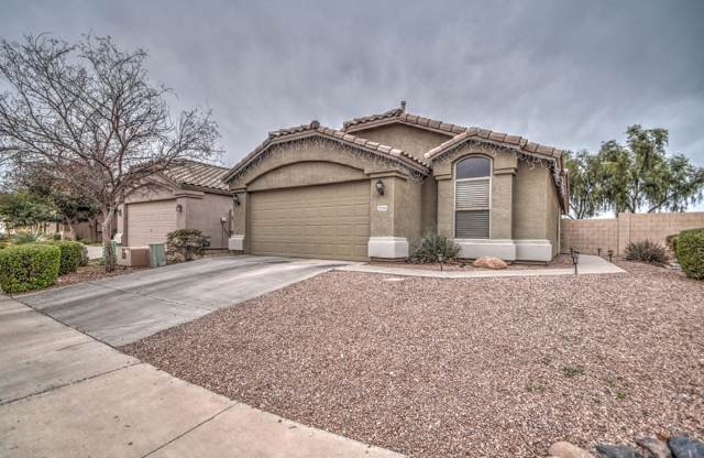 22046 N Braden Road, Maricopa, AZ 85138 (MLS #6025314) :: The Luna Team