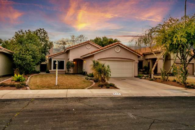 515 W Dennis Court, Tempe, AZ 85283 (MLS #6025322) :: The Kenny Klaus Team