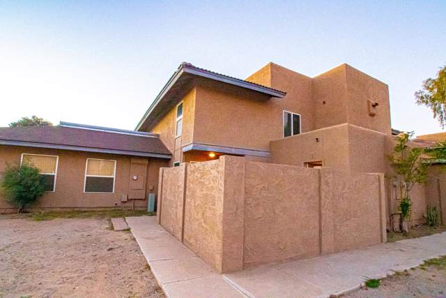 4125 N Monterosa Circle #1380, Phoenix, AZ 85033 (MLS #6025343) :: Long Realty West Valley