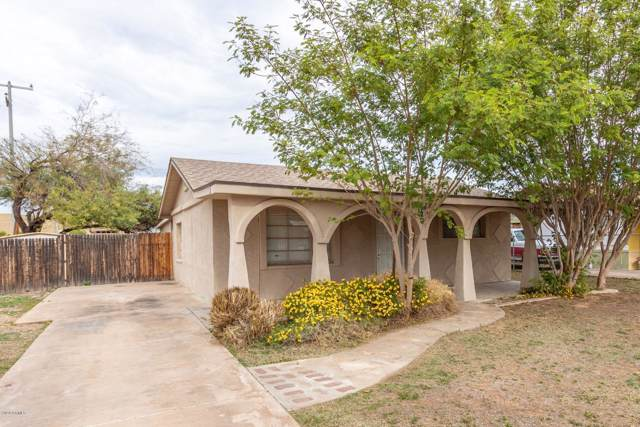 4102 E Garfield Street, Phoenix, AZ 85008 (MLS #6025350) :: Nate Martinez Team