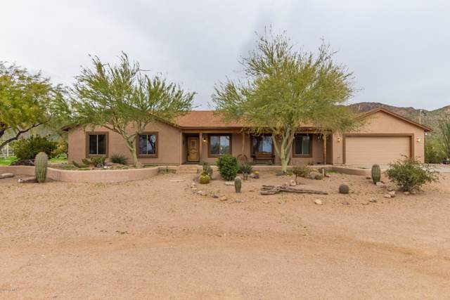4924 N Desert View Drive, Apache Junction, AZ 85120 (MLS #6025360) :: Yost Realty Group at RE/MAX Casa Grande
