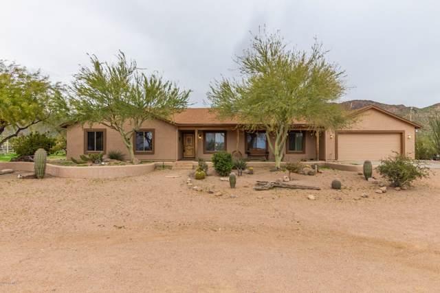 4924 N Desert View Drive, Apache Junction, AZ 85120 (MLS #6025360) :: The Kenny Klaus Team