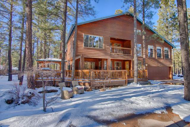 7326 Tall Pine Drive, Pinetop, AZ 85935 (MLS #6025370) :: Arizona Home Group