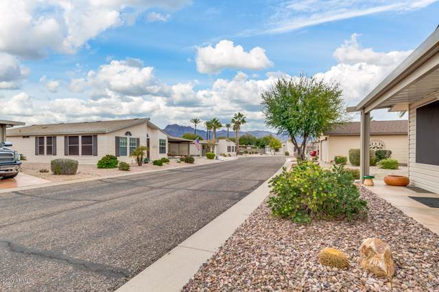 3301 S Goldfield Road #1025, Apache Junction, AZ 85119 (MLS #6025381) :: Brett Tanner Home Selling Team