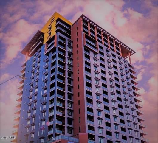 310 S 4TH Street #2202, Phoenix, AZ 85004 (MLS #6025400) :: Devor Real Estate Associates