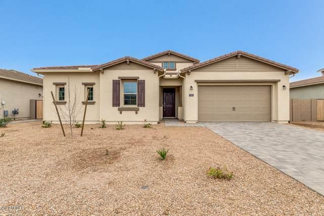 1121 E Kensington Road, Gilbert, AZ 85297 (MLS #6025404) :: Arizona Home Group