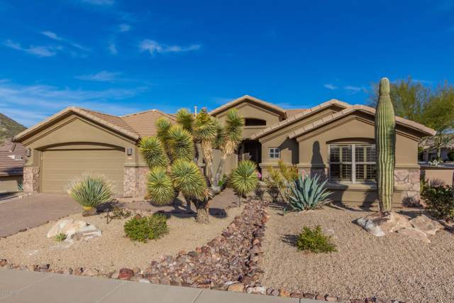 14818 E Lookout Ledge, Fountain Hills, AZ 85268 (MLS #6025418) :: The Kenny Klaus Team
