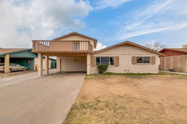 2142 W Dahlia Drive, Phoenix, AZ 85029 (MLS #6025424) :: Arizona Home Group