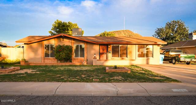 12421 N 22ND Avenue, Phoenix, AZ 85029 (MLS #6025429) :: The Kenny Klaus Team