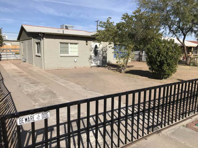 1838 E Monte Vista Road, Phoenix, AZ 85006 (MLS #6025451) :: Keller Williams Realty Phoenix