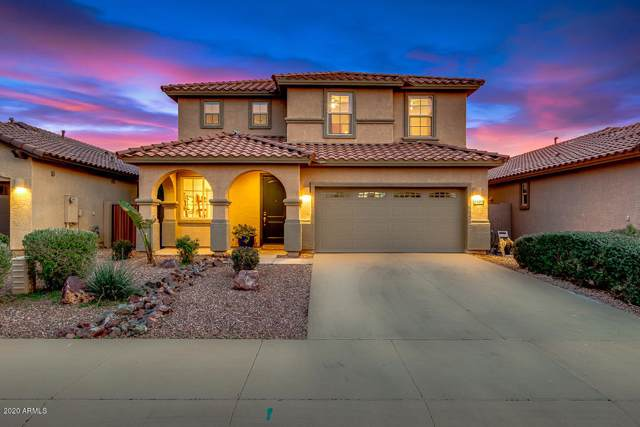 3909 E Blue Spruce Lane, Gilbert, AZ 85298 (MLS #6025452) :: CANAM Realty Group