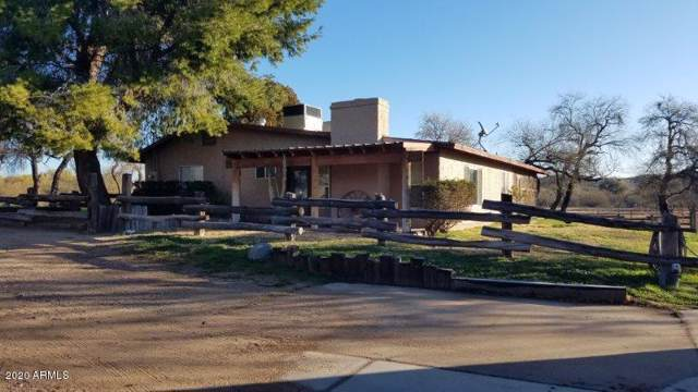 409 S Tegner Street, Wickenburg, AZ 85390 (MLS #6025458) :: Brett Tanner Home Selling Team