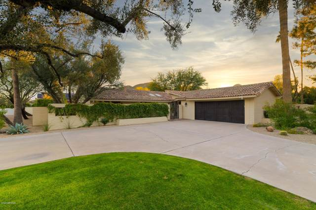 8544 N 58th Place, Paradise Valley, AZ 85253 (MLS #6025466) :: Howe Realty