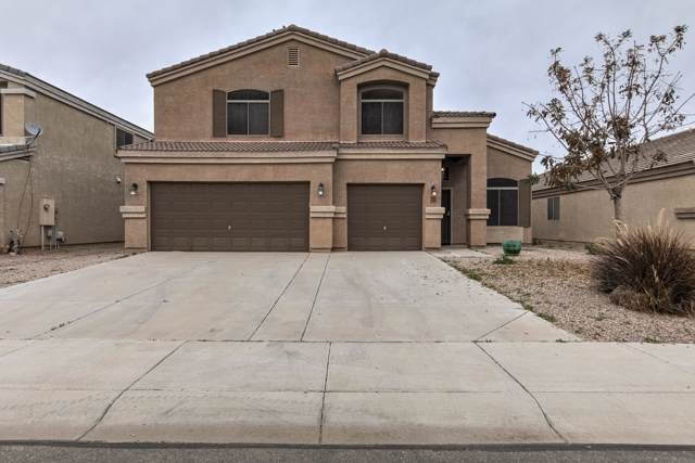 43600 W Blazen Trail, Maricopa, AZ 85138 (MLS #6025469) :: The Kenny Klaus Team