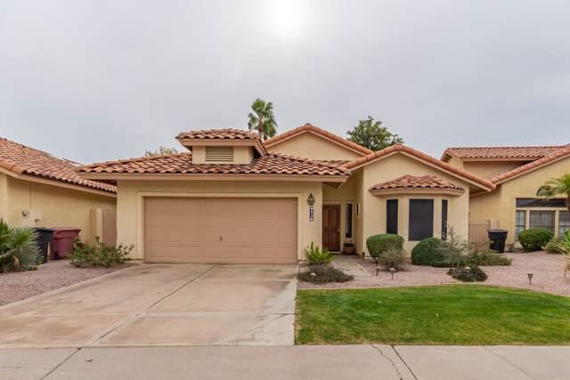 9135 E Poinsettia Drive, Scottsdale, AZ 85260 (MLS #6025472) :: The Kenny Klaus Team
