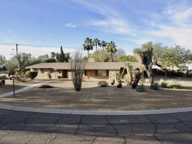 4133 E Solano Drive, Phoenix, AZ 85018 (MLS #6025502) :: The Kenny Klaus Team