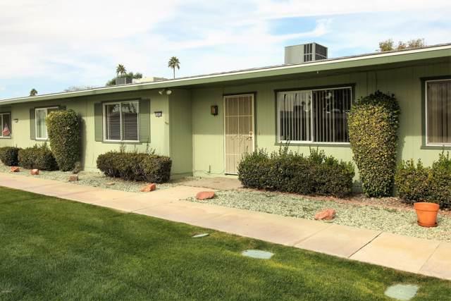 10858 W Santa Fe Drive, Sun City, AZ 85351 (MLS #6025504) :: The Laughton Team