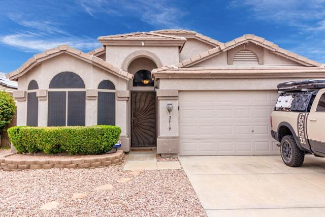 2419 E Morrow Drive, Phoenix, AZ 85050 (MLS #6025506) :: The Kenny Klaus Team