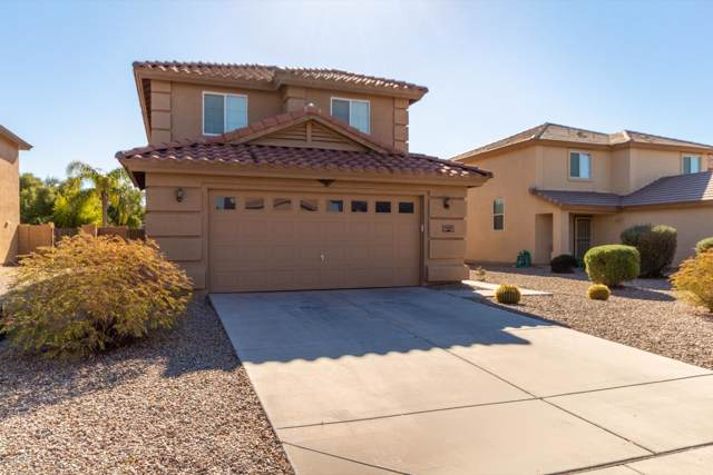 1403 W Central Avenue, Coolidge, AZ 85128 (MLS #6025507) :: Team Wilson Real Estate