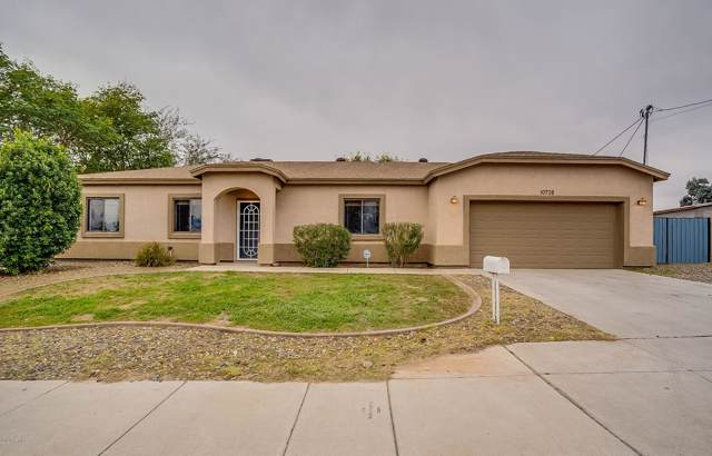 10708 N 15TH Avenue, Phoenix, AZ 85029 (MLS #6025522) :: Revelation Real Estate