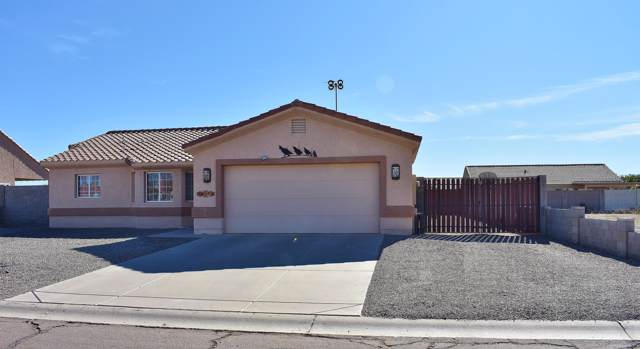 10153 W Grayback Drive, Arizona City, AZ 85123 (MLS #6025523) :: Nate Martinez Team