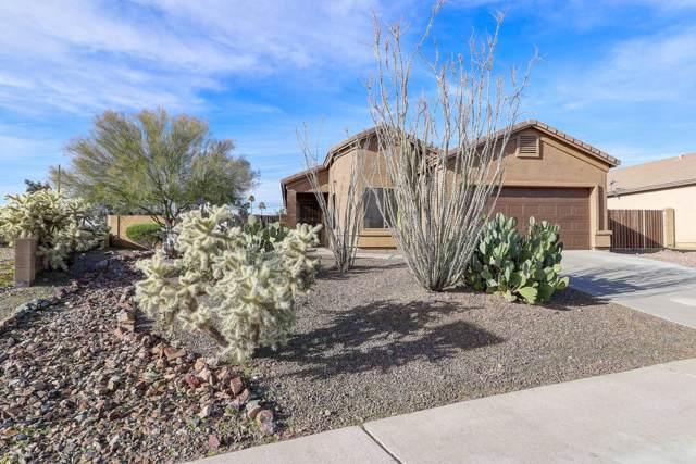 230 W Villa Theresa Drive W, Phoenix, AZ 85023 (MLS #6025525) :: Brett Tanner Home Selling Team