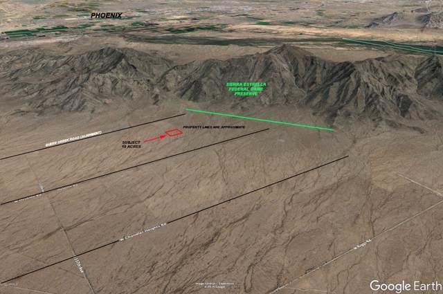 0000 S 115 Avenue, Rainbow Valley, AZ 85326 (MLS #6025530) :: Conway Real Estate