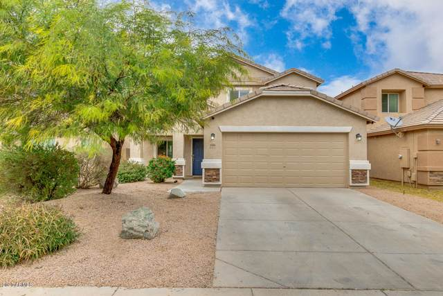 4586 E Silverbell Road, San Tan Valley, AZ 85143 (MLS #6025537) :: The Kenny Klaus Team