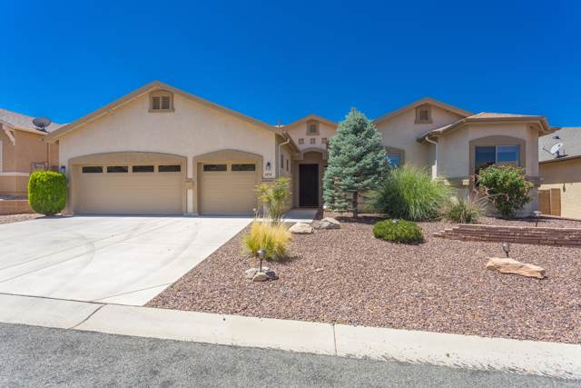 4454 N Kirkwood Avenue, Prescott Valley, AZ 86314 (MLS #6025550) :: Long Realty West Valley