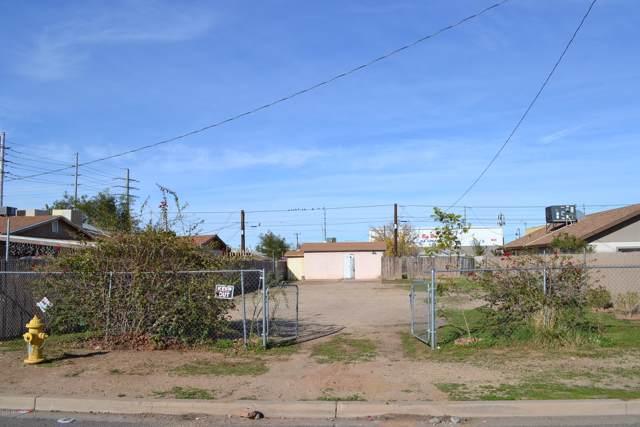 1614 W Sherman Street, Phoenix, AZ 85007 (MLS #6025565) :: Devor Real Estate Associates