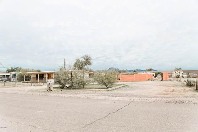 1705 S Cedar Drive, Apache Junction, AZ 85120 (MLS #6025581) :: The Kenny Klaus Team