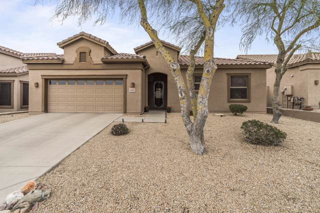 10820 E Betony Drive, Scottsdale, AZ 85255 (MLS #6025602) :: The Kenny Klaus Team
