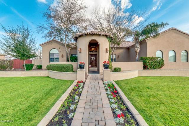 24507 S 210TH Place, Queen Creek, AZ 85142 (MLS #6025609) :: The Kenny Klaus Team