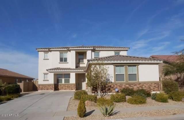 17432 W Bajada Road, Surprise, AZ 85387 (MLS #6025627) :: The Laughton Team