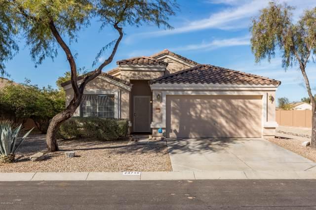 23746 N Sunrise Circle, Florence, AZ 85132 (MLS #6025640) :: Brett Tanner Home Selling Team