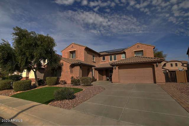6066 W Montebello Way, Florence, AZ 85132 (MLS #6025652) :: BIG Helper Realty Group at EXP Realty