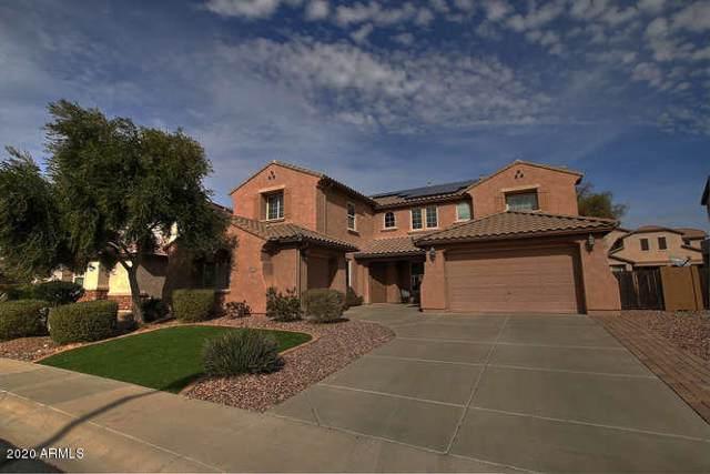 6066 W Montebello Way, Florence, AZ 85132 (MLS #6025652) :: Brett Tanner Home Selling Team