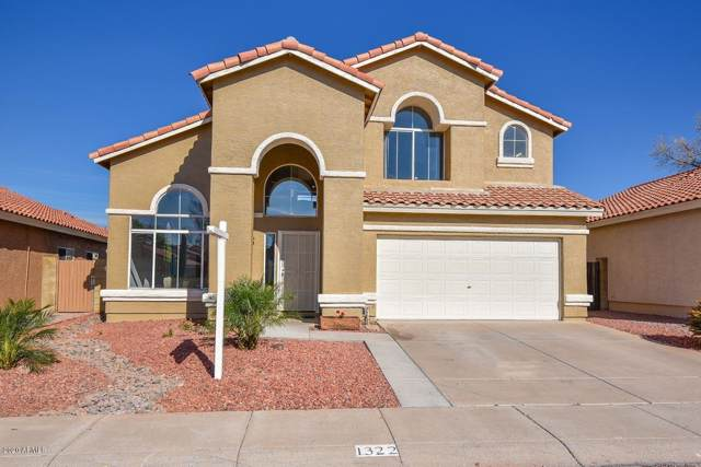 1322 E Muriel Drive, Phoenix, AZ 85022 (MLS #6025670) :: The Property Partners at eXp Realty