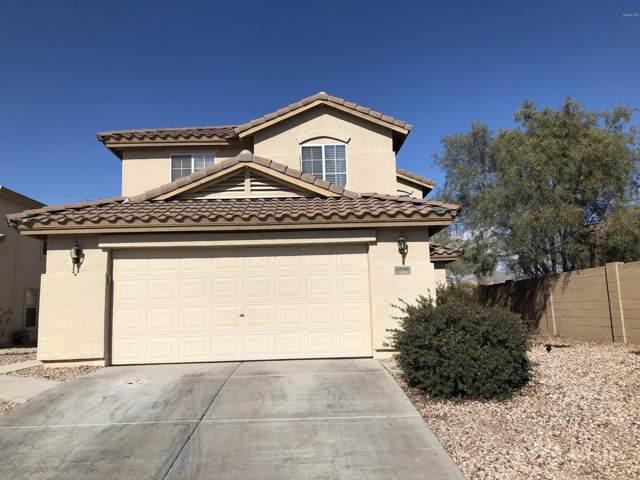 22506 W Lasso Lane, Buckeye, AZ 85326 (MLS #6025672) :: Long Realty West Valley