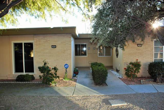 14003 N 111TH Avenue, Sun City, AZ 85351 (MLS #6025679) :: Long Realty West Valley