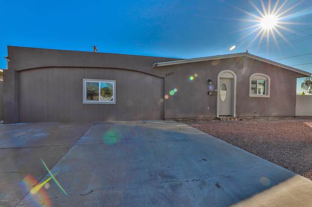 2901 N 81ST Drive, Phoenix, AZ 85033 (MLS #6025688) :: The Kenny Klaus Team