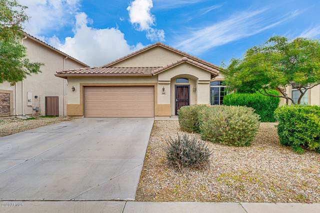 868 W Vineyard Plains Drive, San Tan Valley, AZ 85143 (MLS #6025692) :: CANAM Realty Group